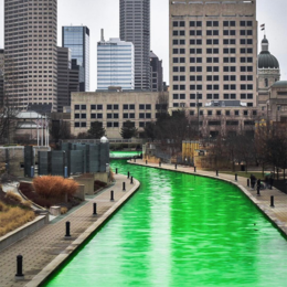 Green Canal – @jscrone – Keep Indy Indie