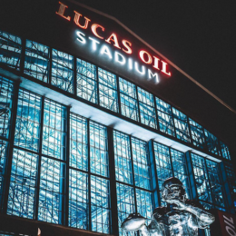 Photos of Indianapolis – Lucas Oil Stadium