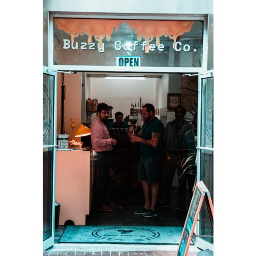 Buzzy Coffee Co. Offers Deal in Keep Indy Indie Winter/Spring 2020 Passport