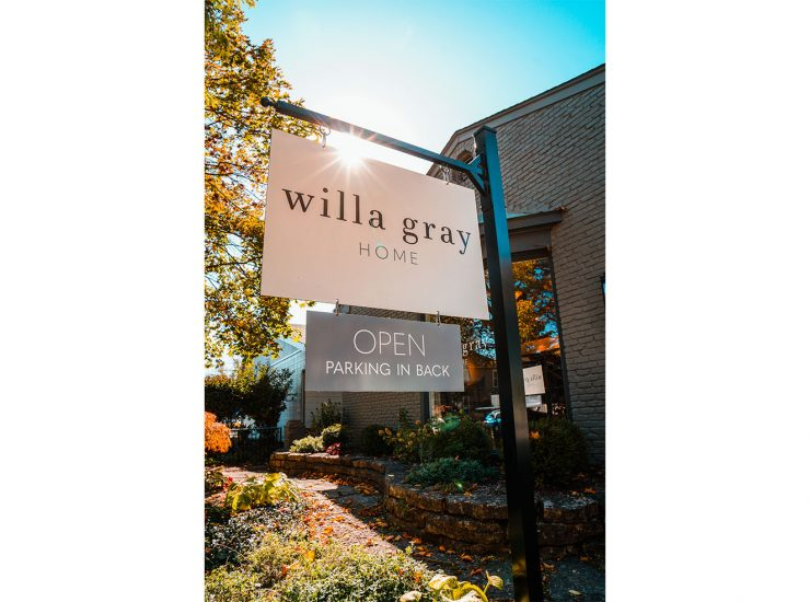 Visit Willa Gray Home for all your home furnishings needs.