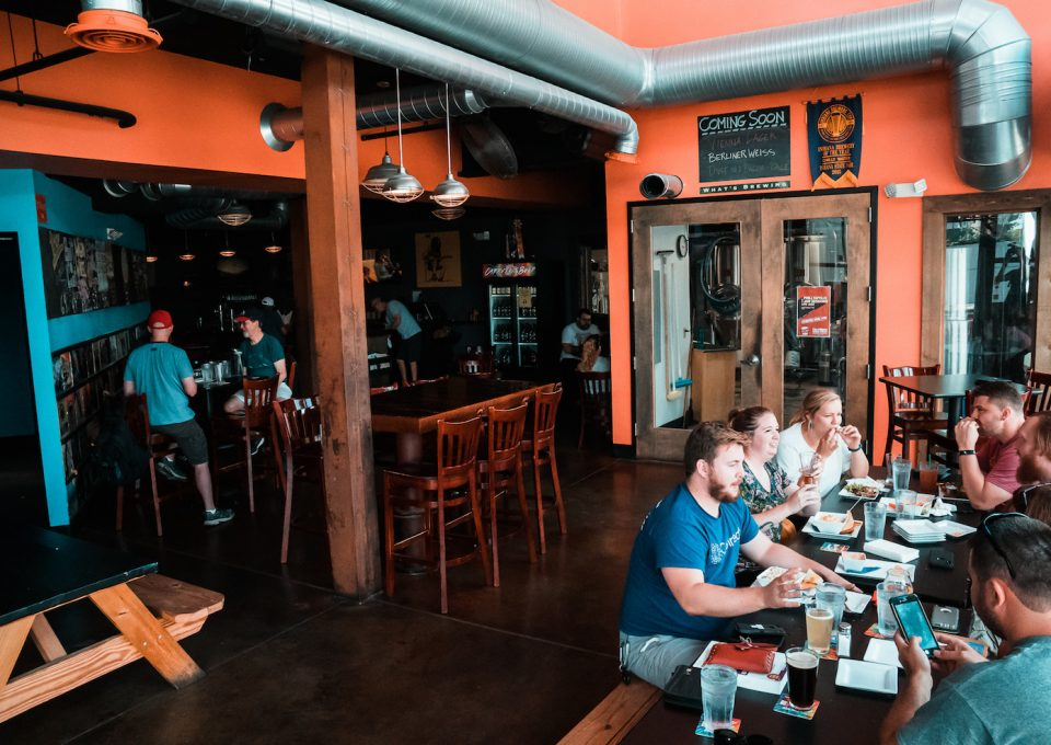 Chilly Water Brewing Co. — Indy's Music Themed Brewery Along the Cultural Trail