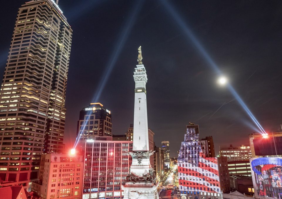 Shining a Light Indy