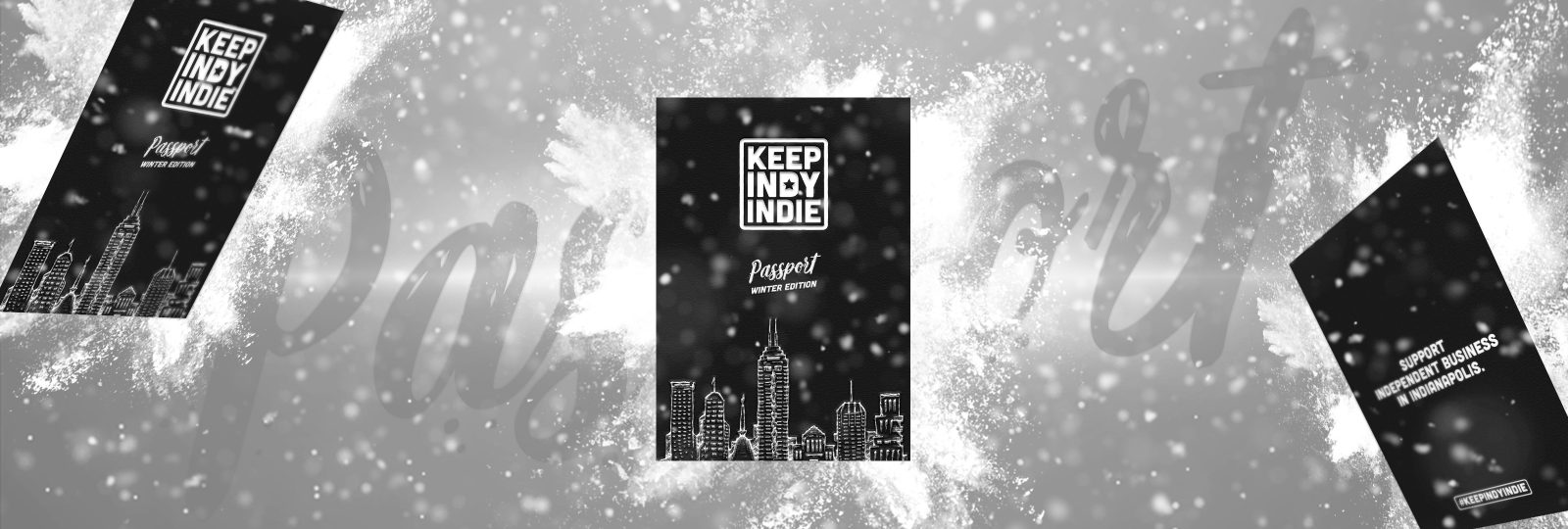 Keep Indy Indie Winter/Spring 2020 Passport
