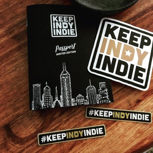 Indy Drink Enthusiast | Keep Indy Indie Winter/Spring 2020 Passport